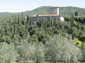 Castle of Mugnana